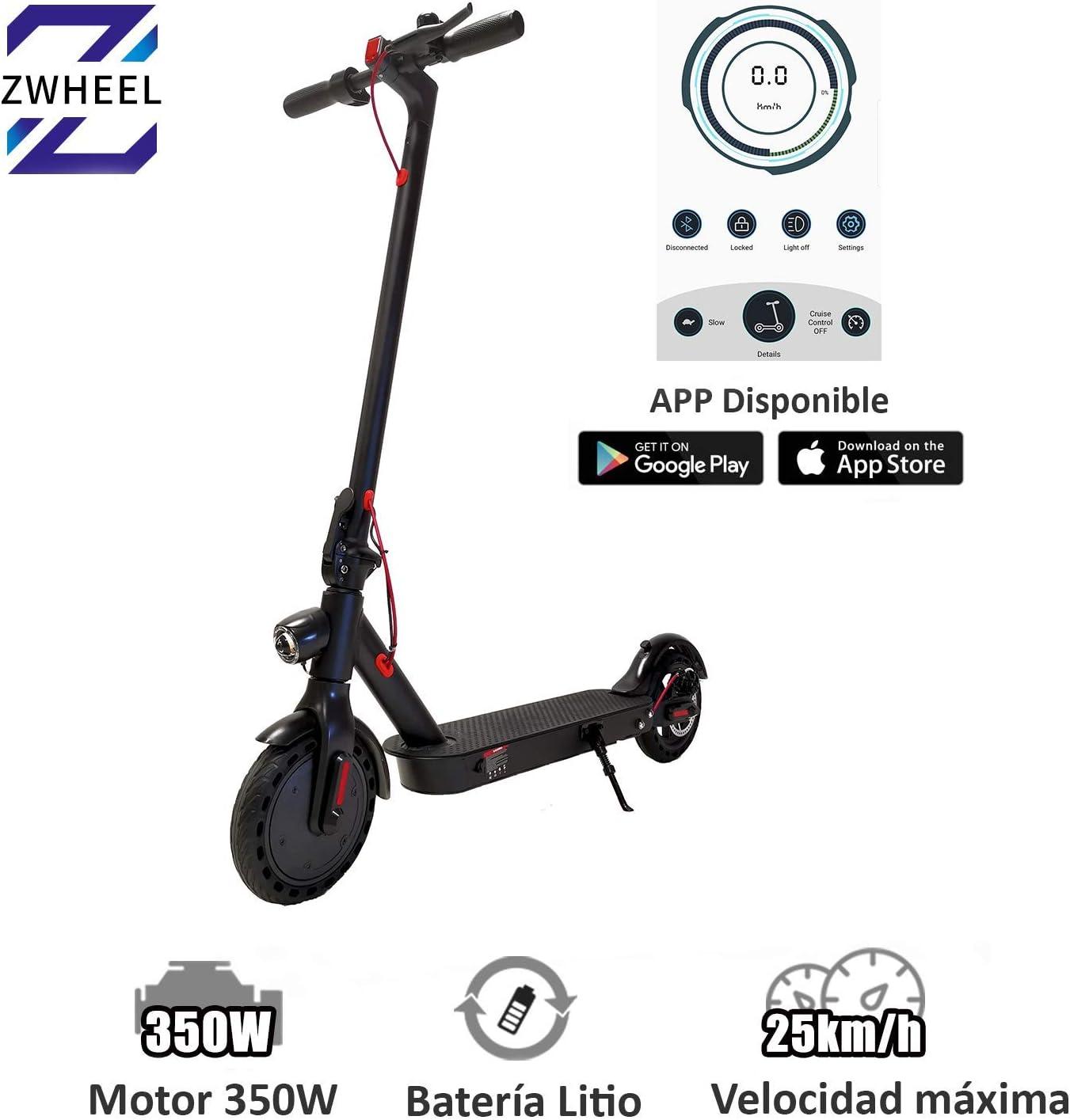 ZWheel Patinete Electrico E9D ZLion X 25 km/h
