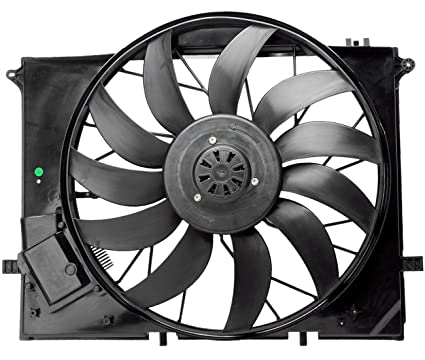 Amazon com: TOPAZ 2205000193 Auxiliary Cooling Fan Assembly