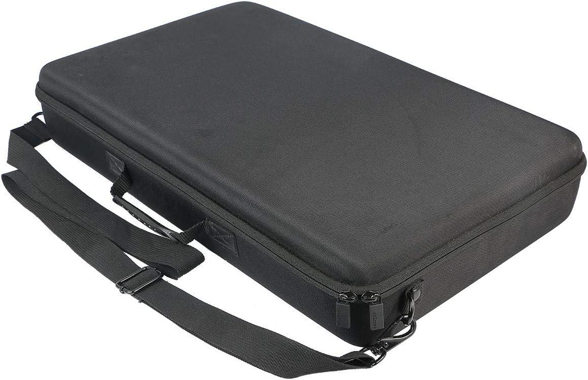 co2CREA Tasche f/ür Holy Stone HS700 FPV Drohne H/ülle Case Etui Tragetasche Small