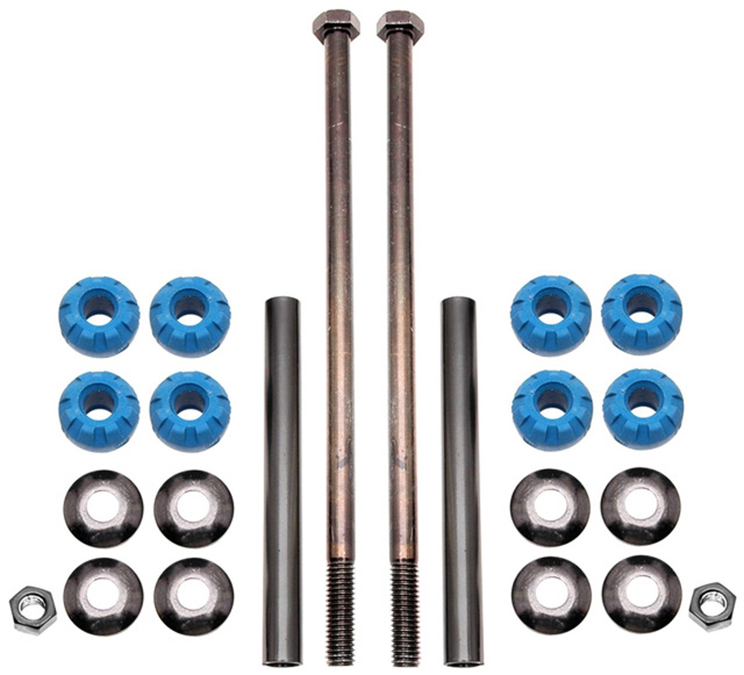 ACDelco 45G0022 Professional Front Suspension Stabilizer Bar Link Kit with Hardware