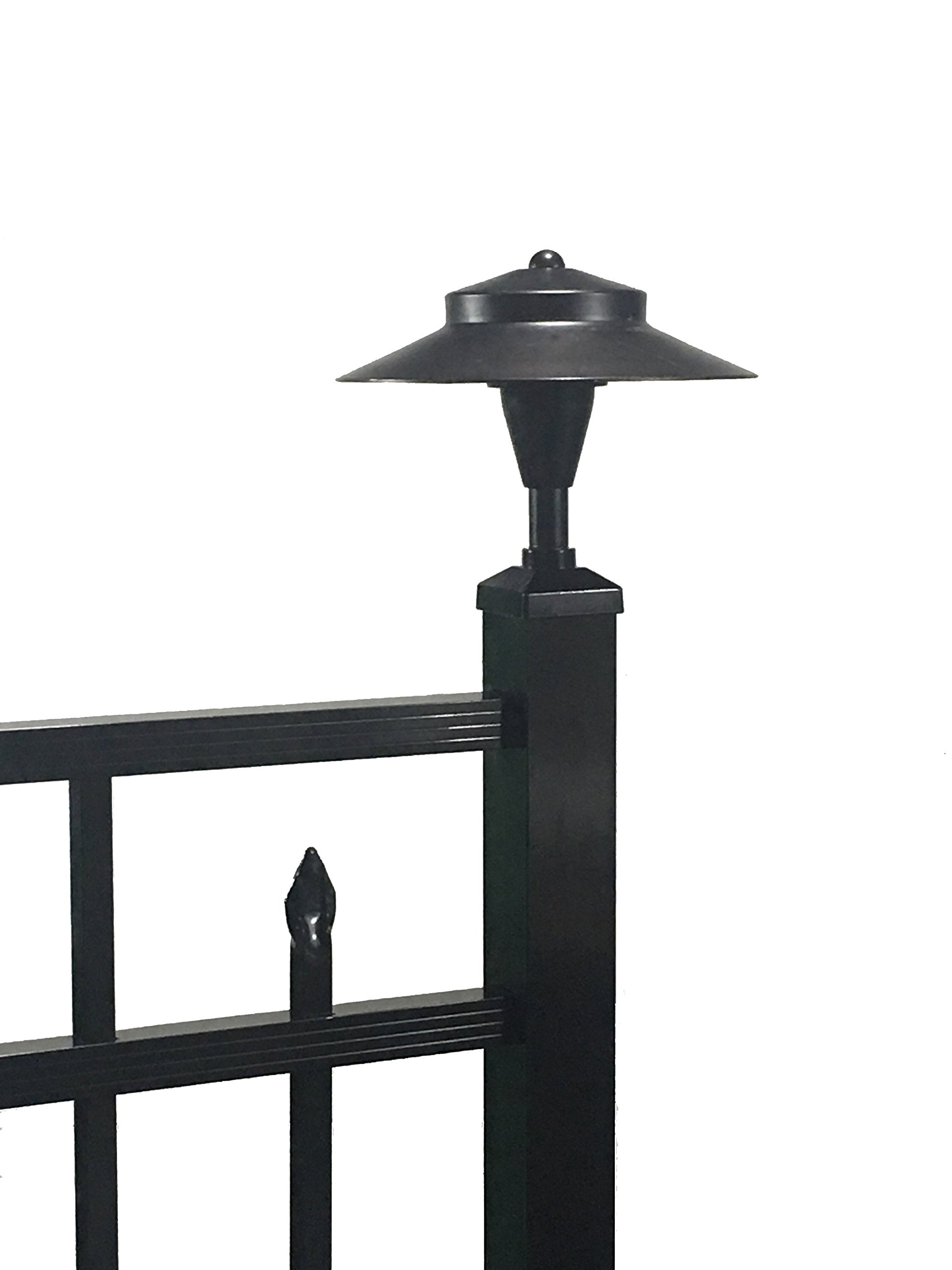 Tru-Post LED Light for Standard 2'' x 2'' Aluminum Railing or Fence Post by Tru-Post