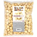 RealFoodSource Macadamia Nuts (1kg)