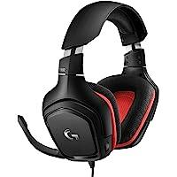Logitech G332 Kablolu Gaming Oyuncu Kulaklığı, Stereo Ses , 3.5 mm Jak Bağlantısı, PC/Mac/Xbox One/PS4/Nintendo Switch…