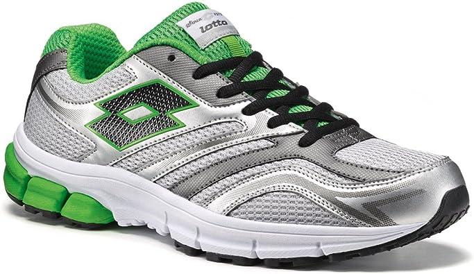 Lotto - Zapatillas de Running para Hombre Met SIL/FL Mint: Amazon.es: Zapatos y complementos