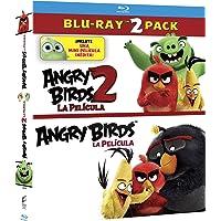 Angry Birds 1+2 (BD) [Blu-ray]