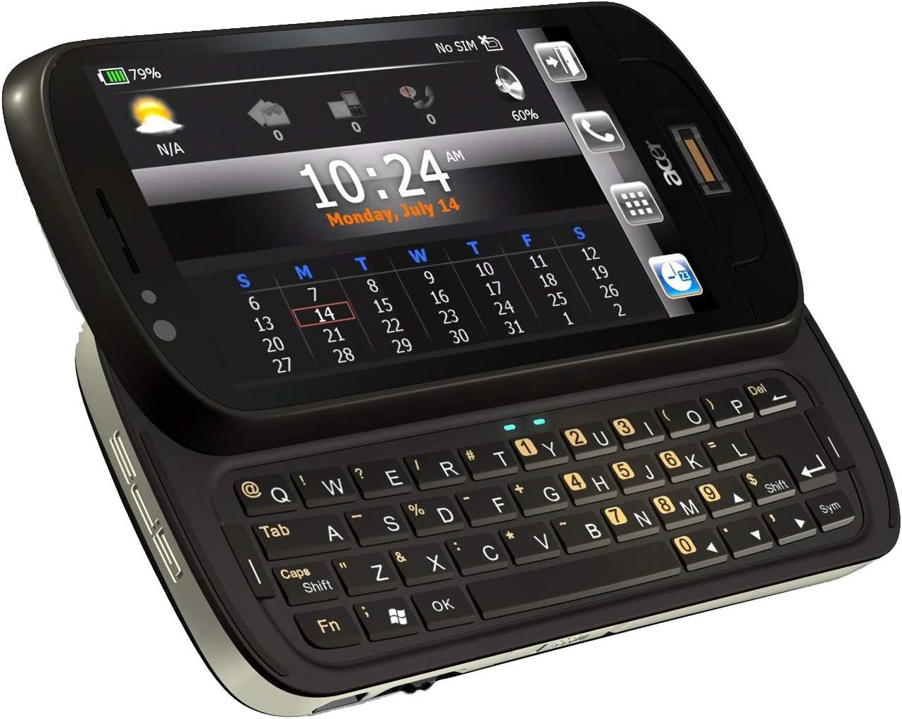 Acer M900 - Smartphone Libre - Negro: Amazon.es: Electrónica