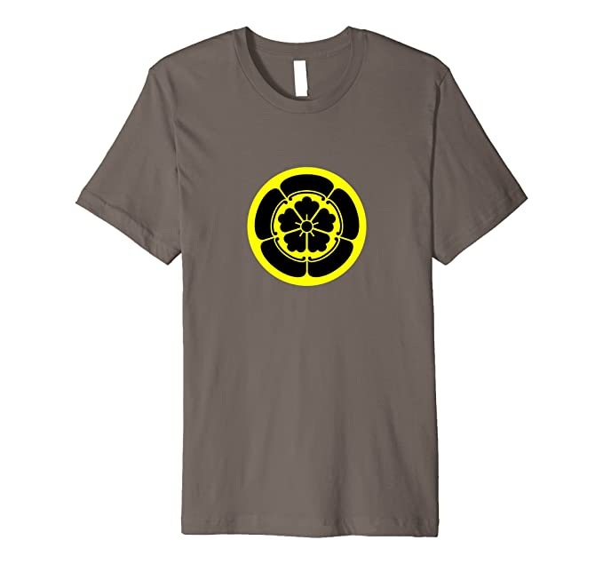 Amazon Oda Kamon Japanese Samurai Clan In Yellow And Black