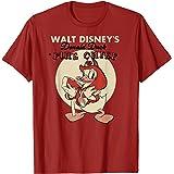 Disney Donald Duck Fire Chief T-Shirt