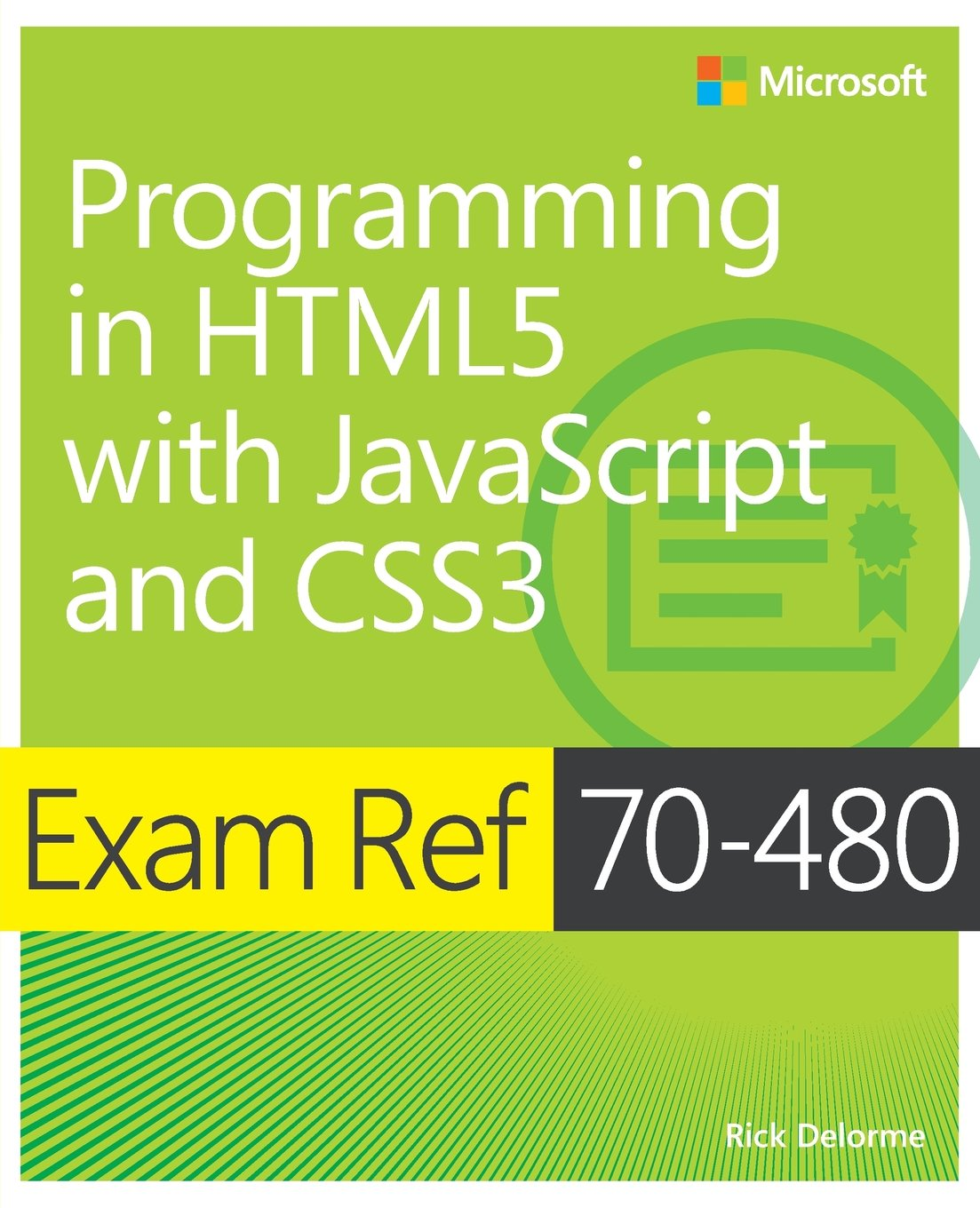 Exam Ref 70 480 Programming In Html5 With Javascript And Css3 Mcsd