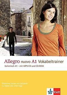 und Übungsbuch Audio-CD, Allegro nuovo A1 Kurs