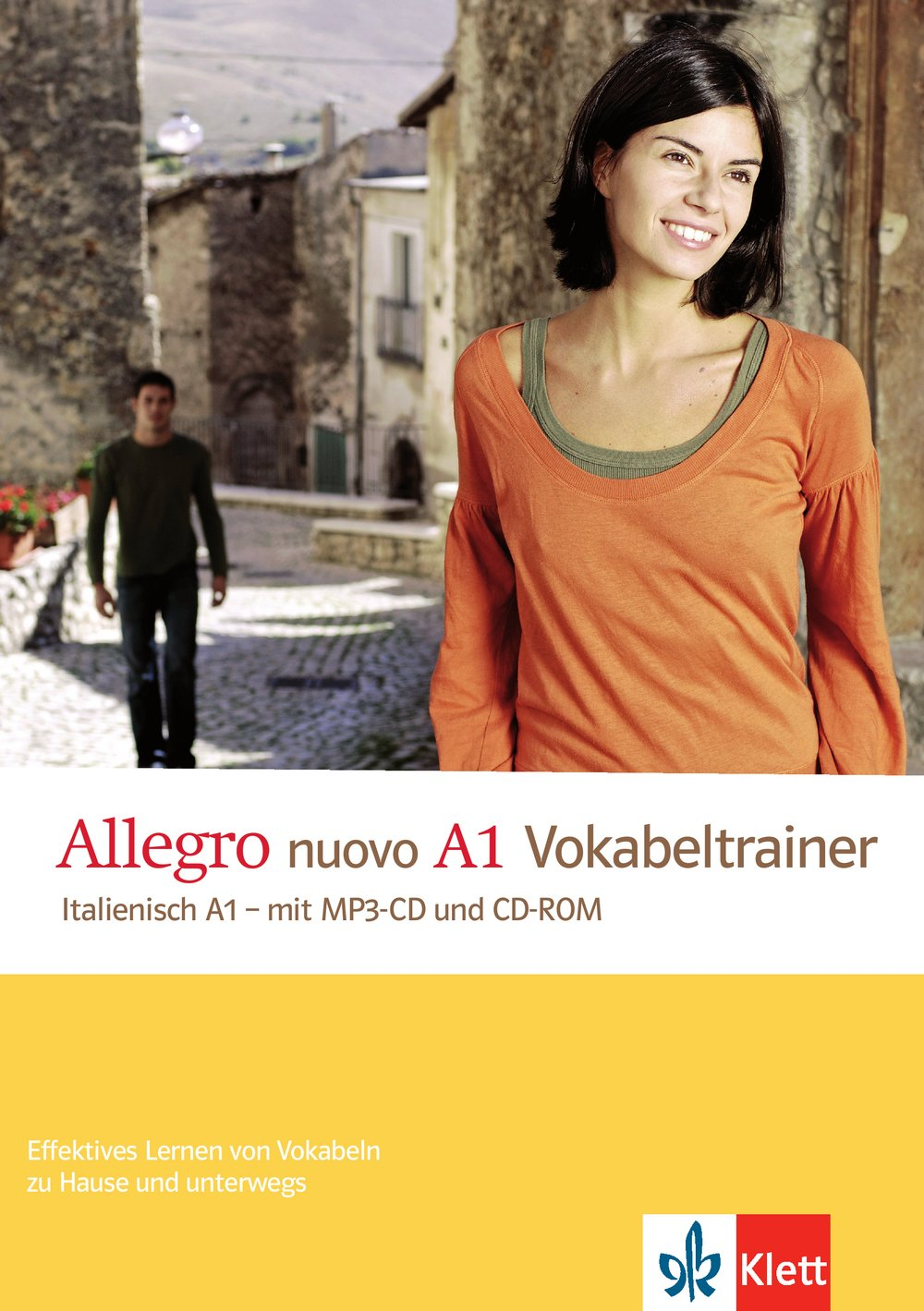 Allegro nuovo A1 Vokabeltrainer: Vokabelheft + MP3-CD + CD-ROM