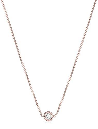 Roberto Coin 18k Gold Single Diamond Necklace dgqMLDtef