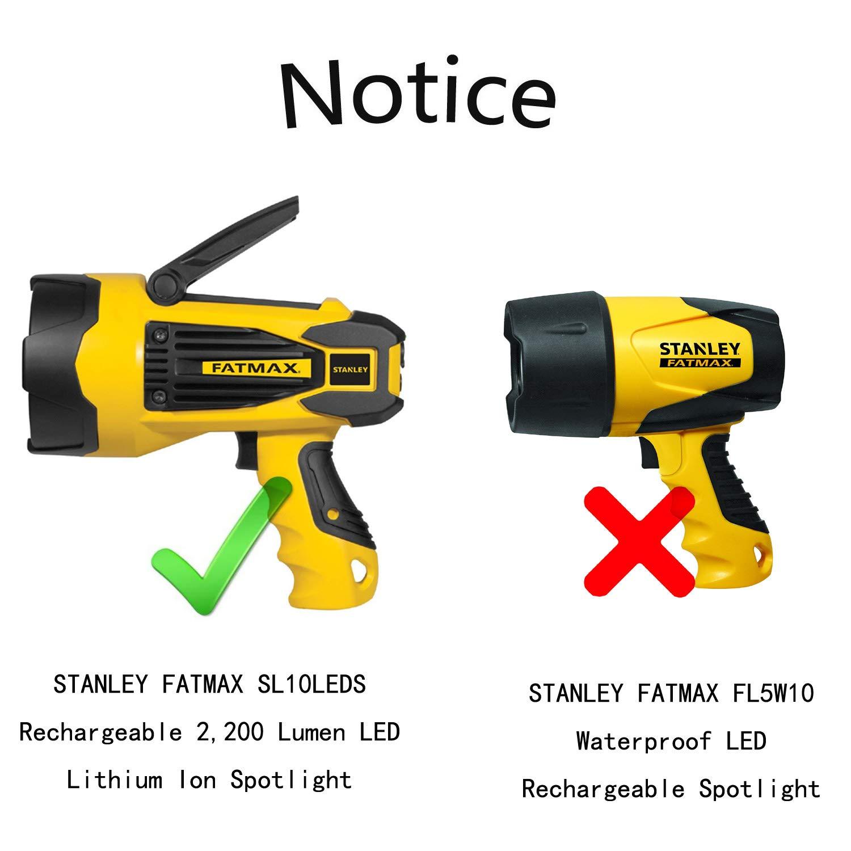 Caseling Hard Case for Stanley SL10LEDS LED Spotlight.