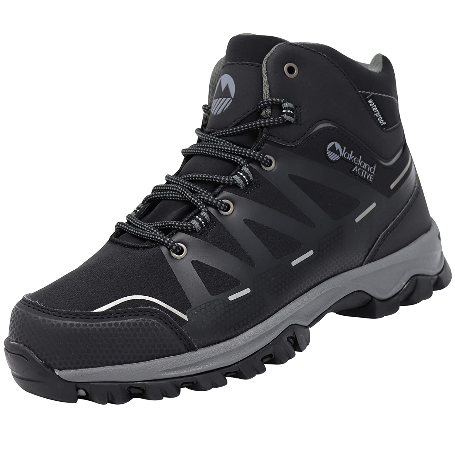 f2a1ececad3 Lakeland Active Grizedale Mid Men's Waterproof Hiking Boots