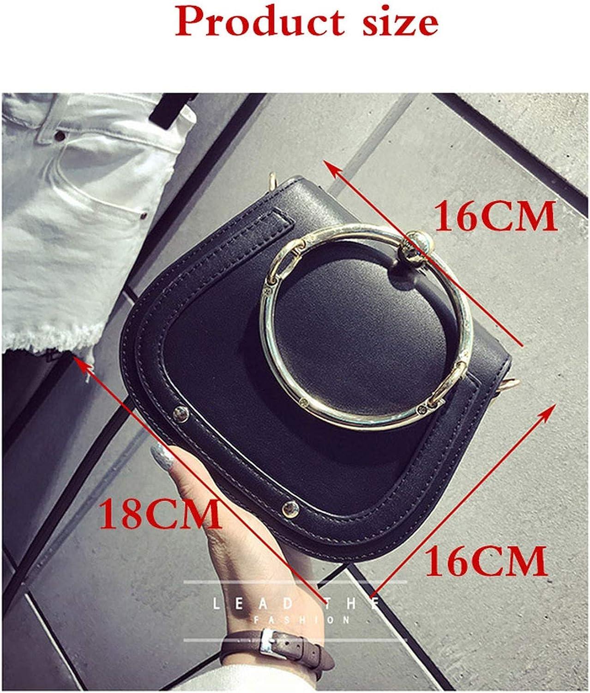Saddle Bag For Women Messenger Bag PU leather Handbags Female Small Crossbodys