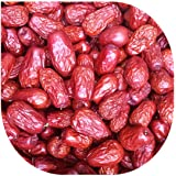 1 Pound (16 oz) Organic Dried Jujube Dates,Chinese Red Dates ,Hand Selected