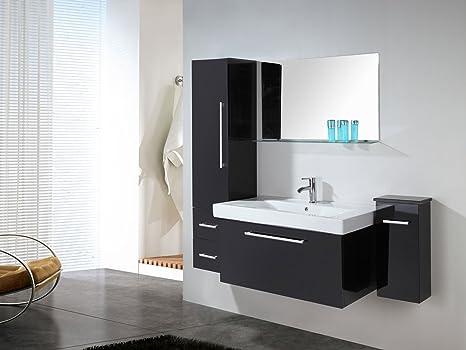 Muebles para baño - cuarto de baño Espejo Grifo 2 unidad de culumn ...