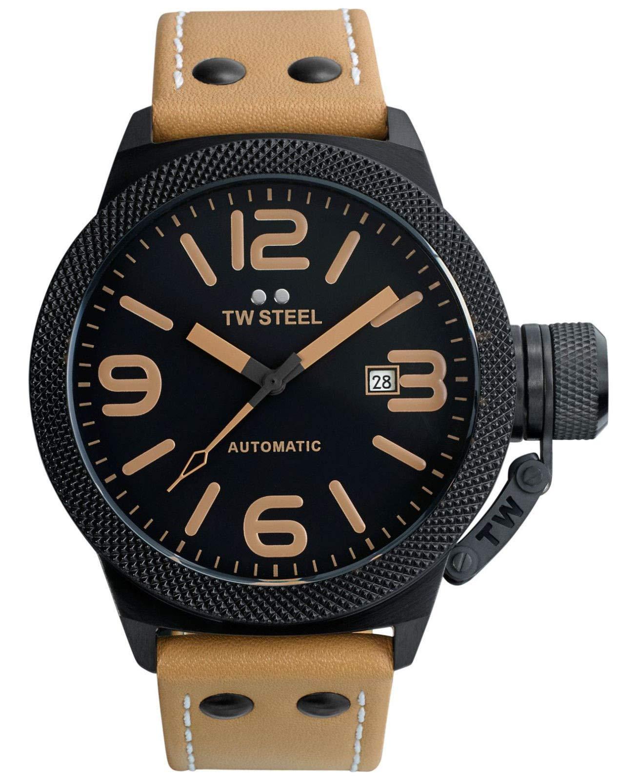 TW Steel Canteen Quartz Male Watch TWA202 (Certified Pre-Owned) by TW Steel