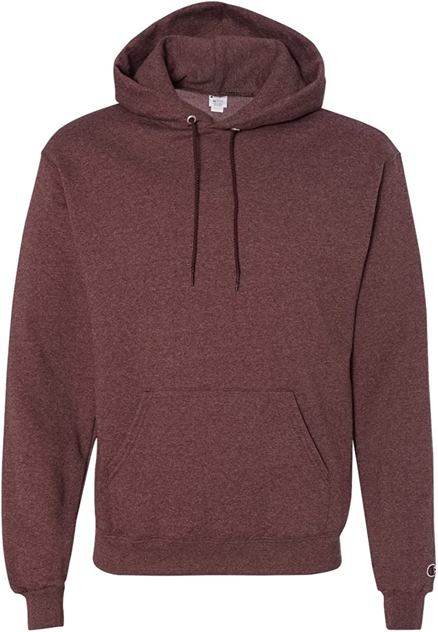 Champion Mens Double Dry Action Fleece Pullover Hood