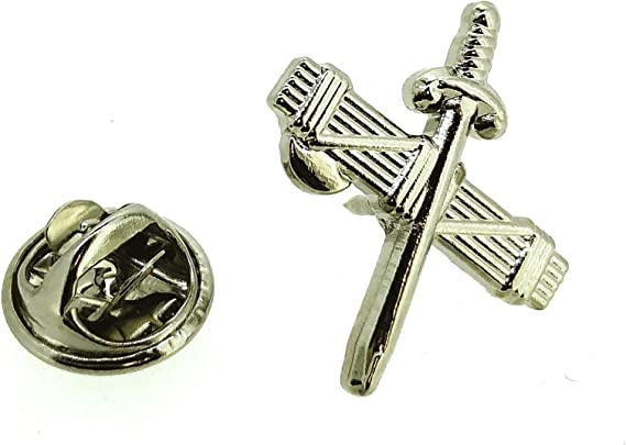 Pin de Solapa Guardia Civil Haz de Lictores y Espada Acero: Amazon.es: Ropa y accesorios