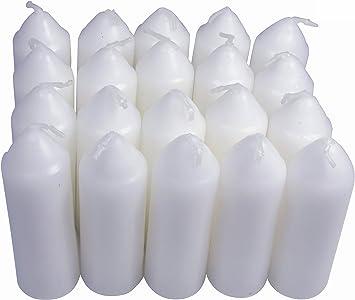UCO Original Regular Candle Pack of 3 White