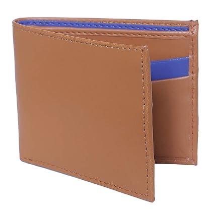 ZOSTAL JC W016 Men Brown Artificial Leather Wallet  10 Card Slots  Men's Wallets
