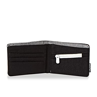 Amazon.com: Volcom Mens Woolstripe Wallet, black One Size Fits All: Clothing
