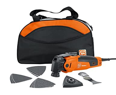 FEIN MultiMaster Multimaster 350QSL Start Set 72295264090 Q Starlock Plus  Oscillating Multi-Tool