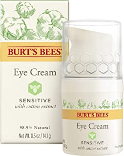 product image for Burt's Bees Eye Cream for Sensitive Skin, 0.5 Oz (Package May Vary)