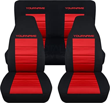 2002 Mustang Gt Seat Covers