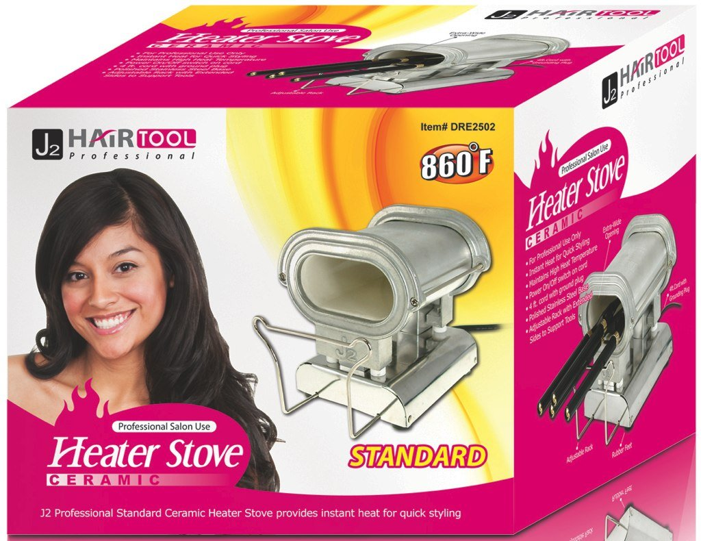 J2 Hair Tool Standard Ceramic Heater Stove