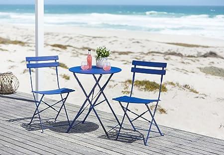 Jysk Garden Furniture Jysk garden bistro set hafjell d60 blue amazon kitchen home jysk garden bistro set hafjell d60 blue workwithnaturefo