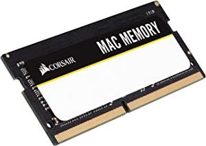 Corsair Apple Certified 16GB (2x8GB) DDR3 1333 MHz (PC3 10666) Laptop Memory 1.5V