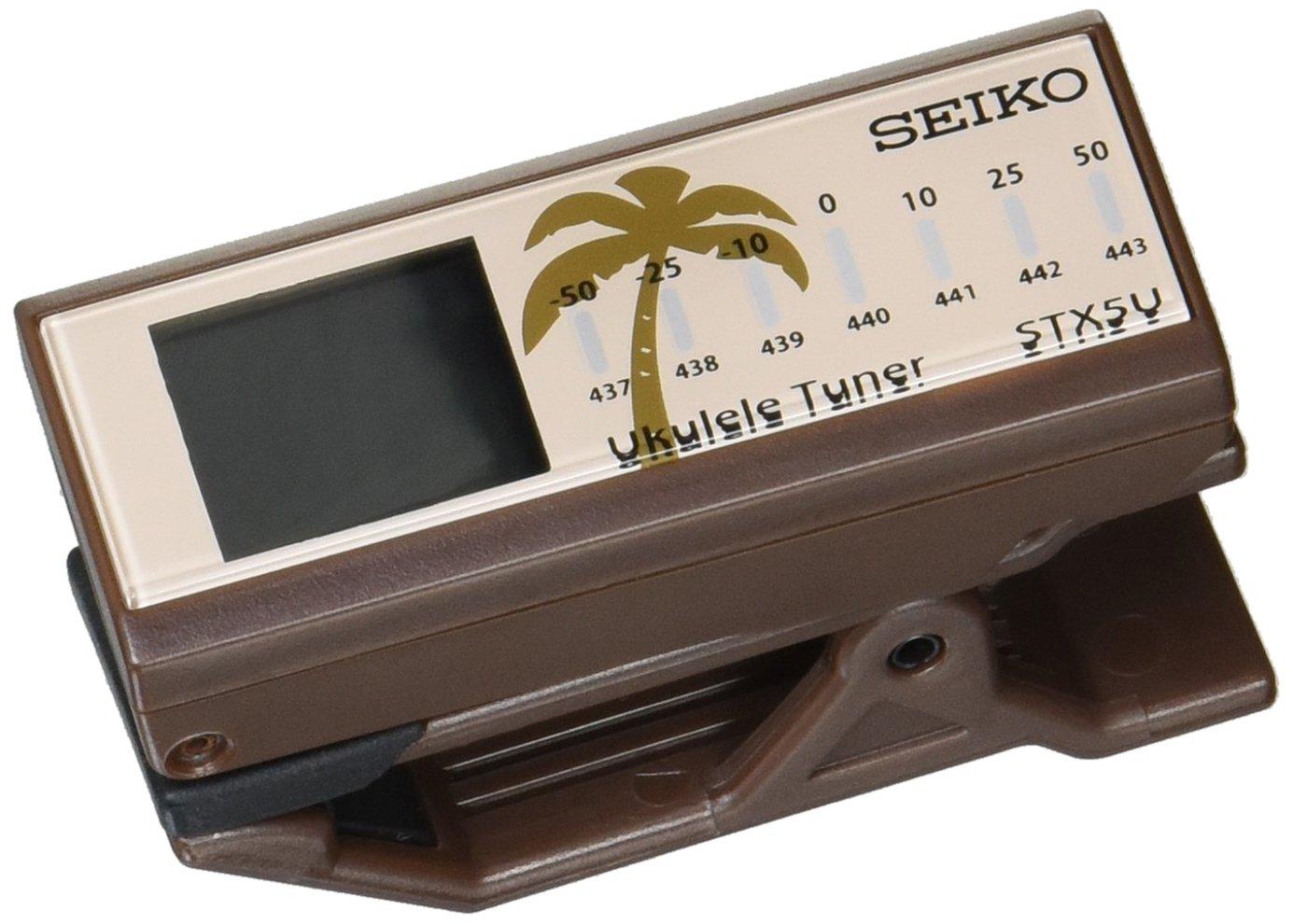Seiko stx5u C Ukulele Tuner speciale (Japan Import) STX5UC