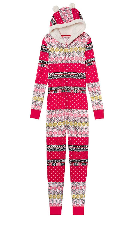 Victoria's Secret PINK Onesie Pajamas at Amazon Women's Clothing ...