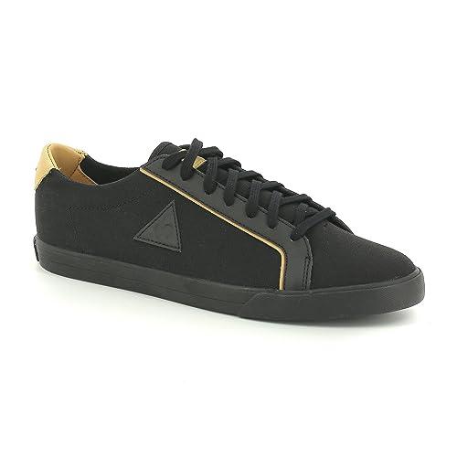 Zapatillas Le COQ Sportif Hombre Negro 1810128 FERET ATL Premium CVS: Amazon.es: Zapatos y complementos