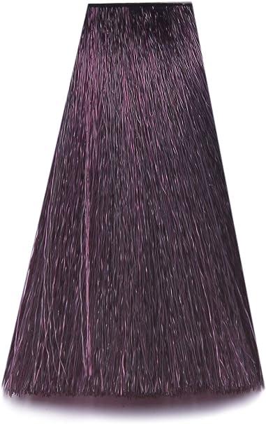 Arual Tinte Nº 4.77 Castaño Medio Violeta Intenso 1 Unidad 60ml