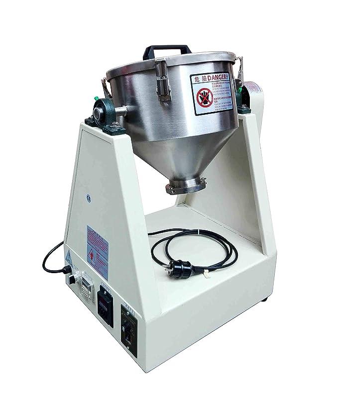 0,6 kw yg-5kg polvo licuadora mezclador de partículas polvo seco ...