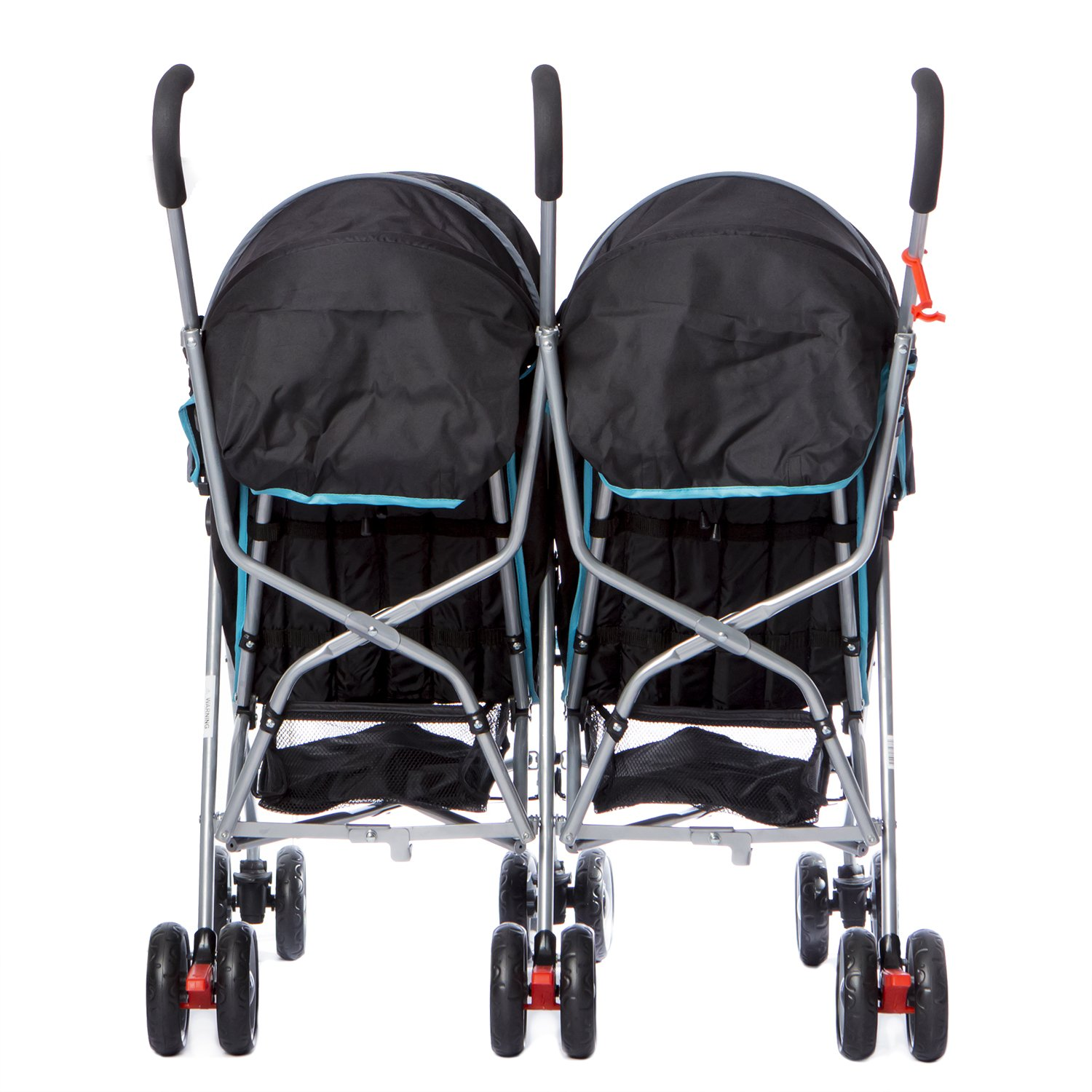Dream On Me Twin Stroller, Dark Blue by Dream On Me (Image #4)