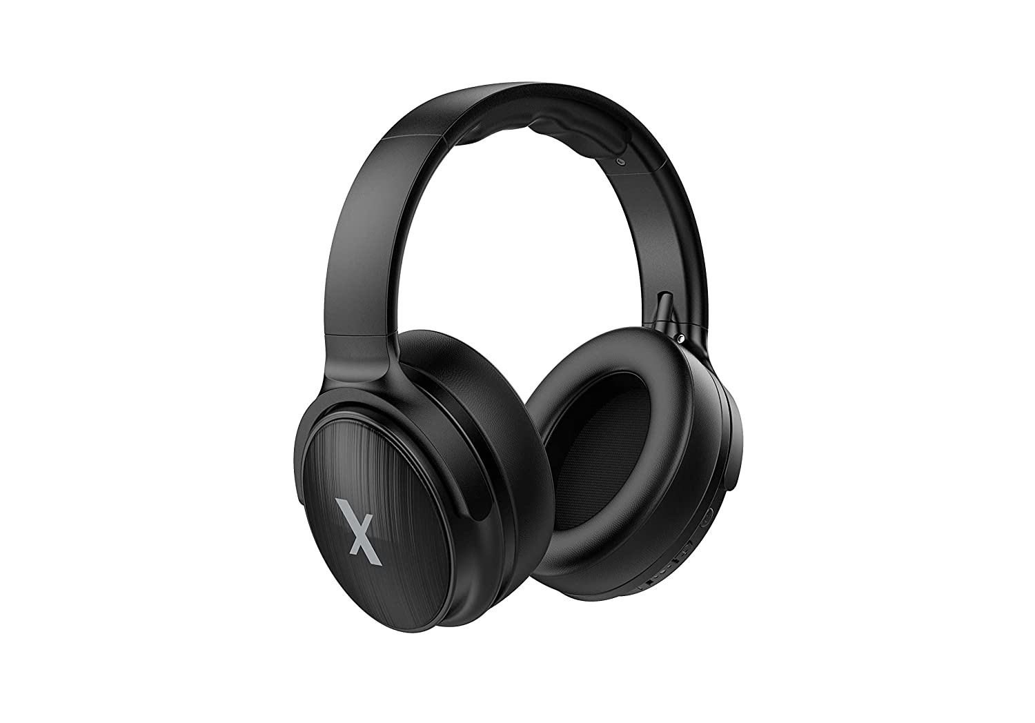 Over-Ear Bluetooth 5.0 Headphone with Built-in Mic