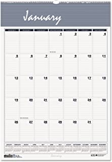 product image for HOD334 - Recycled Bar Harbor Wirebound Monthly Wall Calendar