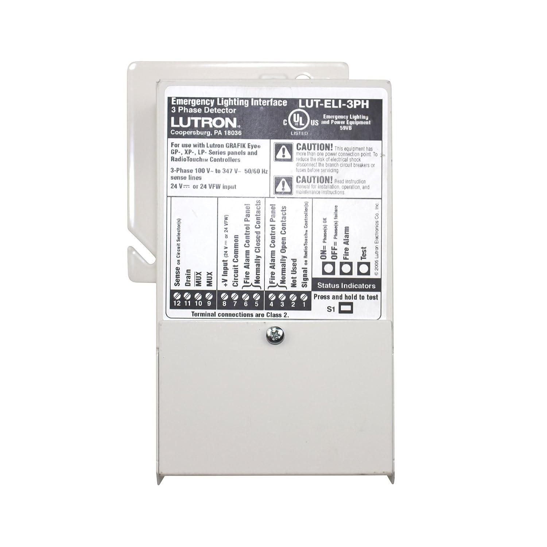 Famous Lutron Module Interface Pictures Mazda 323 Fuse Box Diagram ...