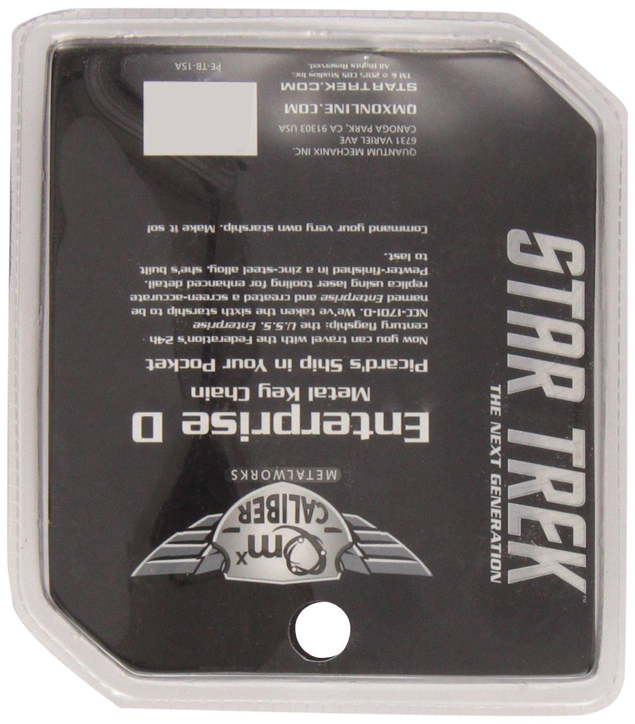 Diageng Star Trek Enterprise D Key Chain