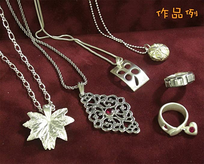 japan import PMC3 sterling silver clay 50g