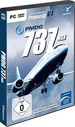 Amazon | PMDG 737 NGX for P3D V4 (輸入版) | フライト | ゲーム