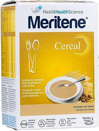 MERITENE - MERITENE CEREAL CACAO 2X300GR