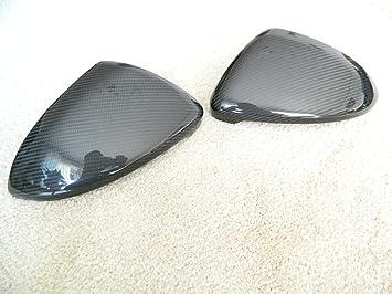 Spiegel Golf 7 : Carbon spiegelkappen spiegel mirror replacements cover passend für