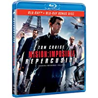 Misión Imposible: Repercusión [Blu-ray]
