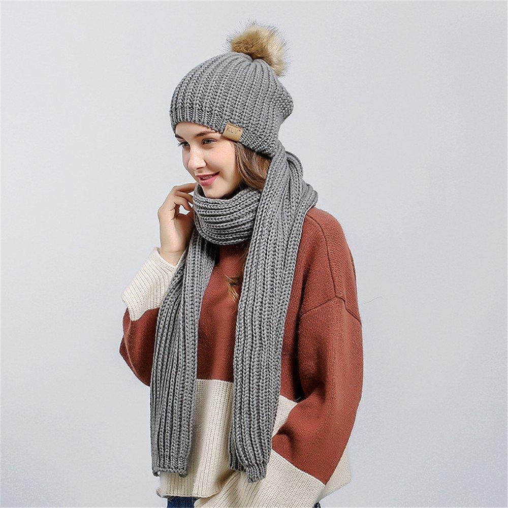 MASTER-Halloween/Natale/cappelli / Berretti Onorevoli sciarpa lavorata a maglia/hat/set/barra vertic...
