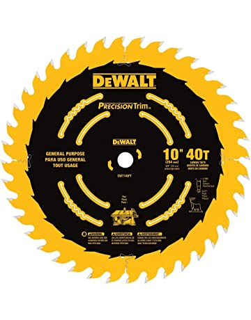 Amazon Com Table Saw Blades Tools Home Improvement